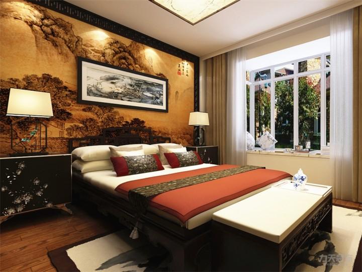 中式典雅风格家装设计案例