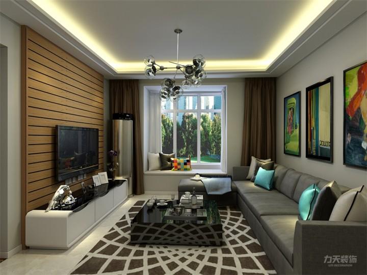 时尚现代简约风室内设计案例
