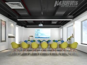 中式风格培训室