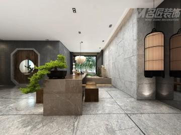 中式风格佛山办公室