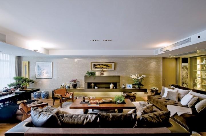 中式风格室内设计效果图
