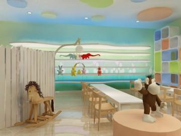 玩具店玩具体验店装修设计