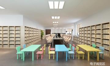 电子阅览区设计