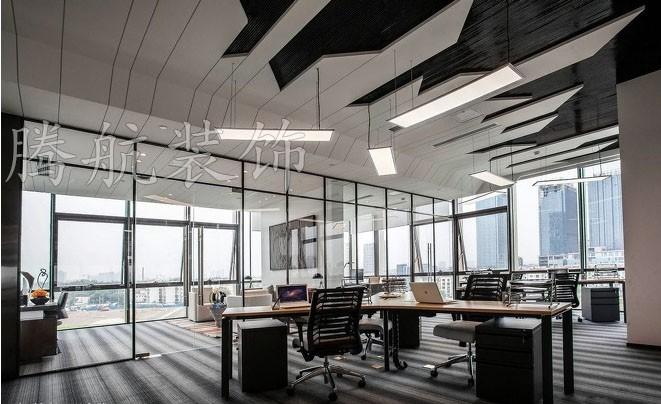 公司办公室装修设计图片大全