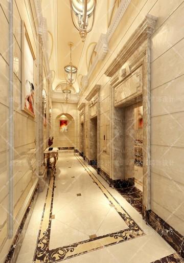 大厅装修效果图