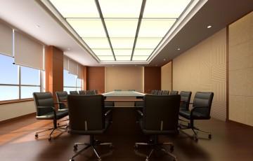广汇办公室室内装修效果图片