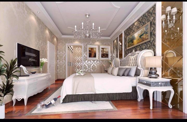 里维埃拉134方欧式风格3居室半包15万