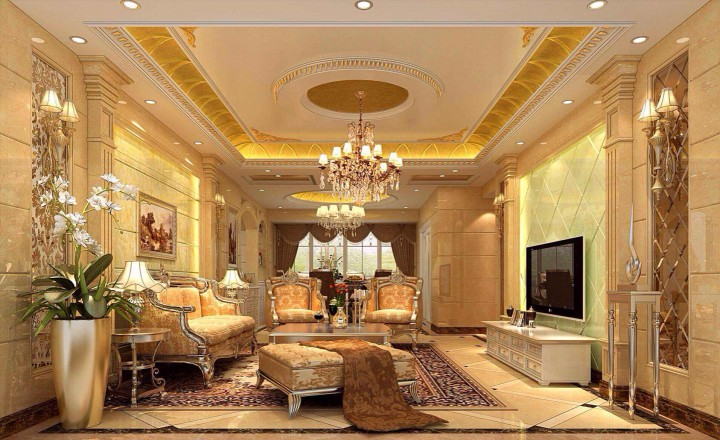 四季豪园欧式风格140方3房半包30万