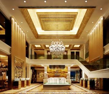 大丰嘉美华凯销售中心装修设计方案