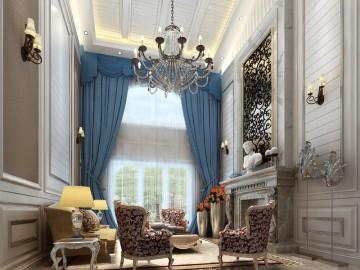 四室两厅地中海风格效果图案例赏析