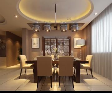 两居室简欧风格设计效果图