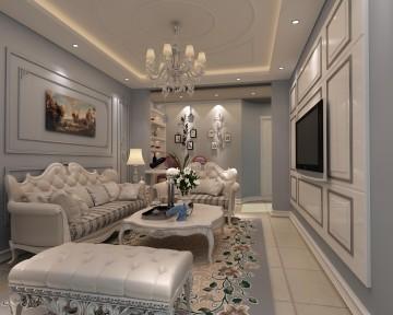 别墅欧式风格设计效果图欣赏