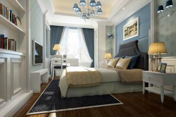 豪華別墅歐式風格設計效果圖
