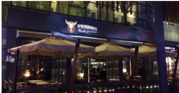 广州百悦西餐厅装修设计效果图