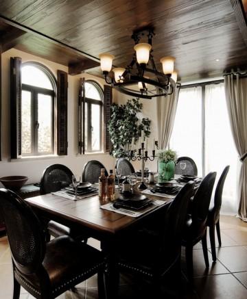 湘江世纪城三居室现代风格设计效果图案例欣赏