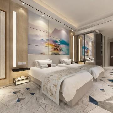 太姥山酒店客房设计