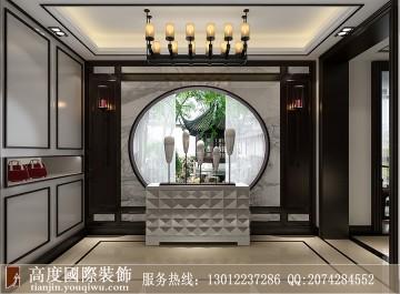 首创南湖壹号150平现代简约设计风格效果图
