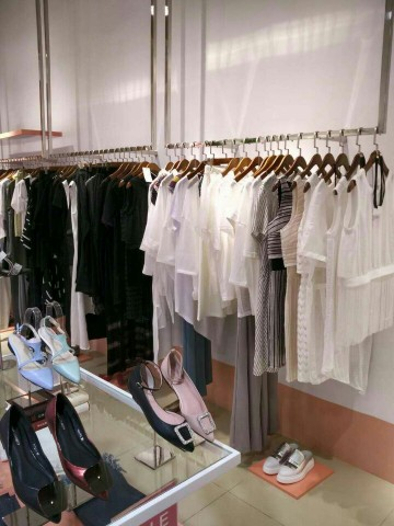 MARC&CHRISTY女装集合专卖店设计效果图