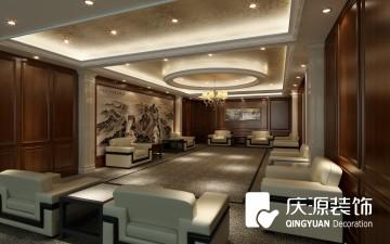 新世纪机械制造一层贵宾室