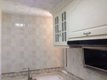 华远澜悦两居室小户型美式风格设计效果图