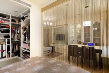 迷你一居室简欧风格装修案例图片