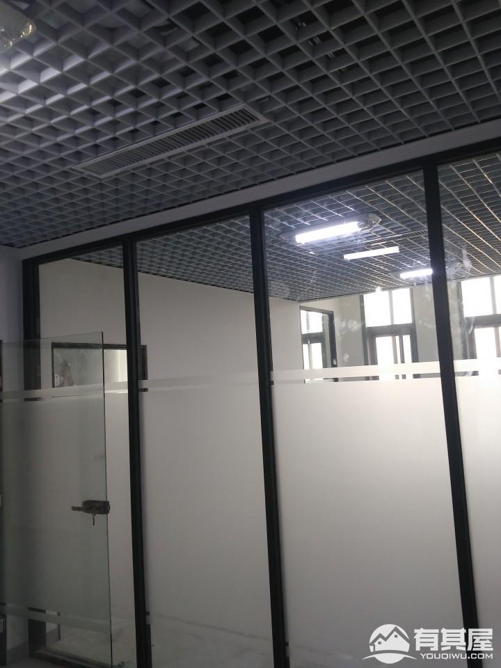 龙奥天街阳光金融中心办公室装饰效果图