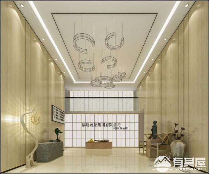 茂荣集团办公室装饰设计工程