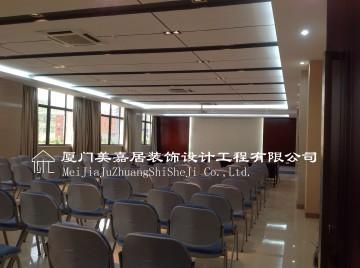 蓝湾科技办公楼装修设计效果图案例欣赏
