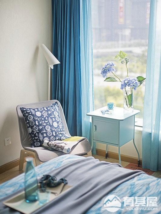四居室简约风格设计效果图欣赏