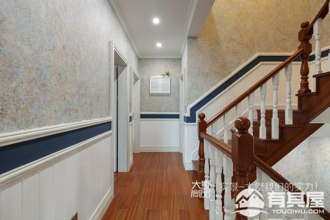 别墅中式风格设计效果图欣赏