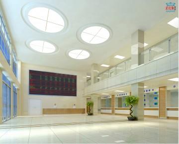 社区卫生服务中心大厅
