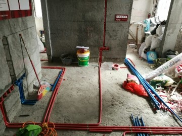 小户型旧房改造工程