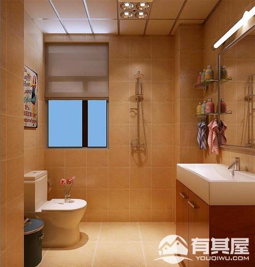 中庚香山天地两居室小户型欧式装修设计效果图