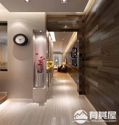 三木公园里两居室现代风格设计效果图欣赏
