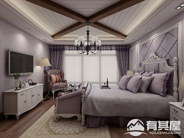阿卡迪亚豪华别墅欧式风格设计效果图欣赏
