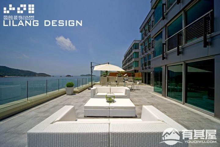 海伦半岛豪华别墅地中海风格设计效果图欣赏