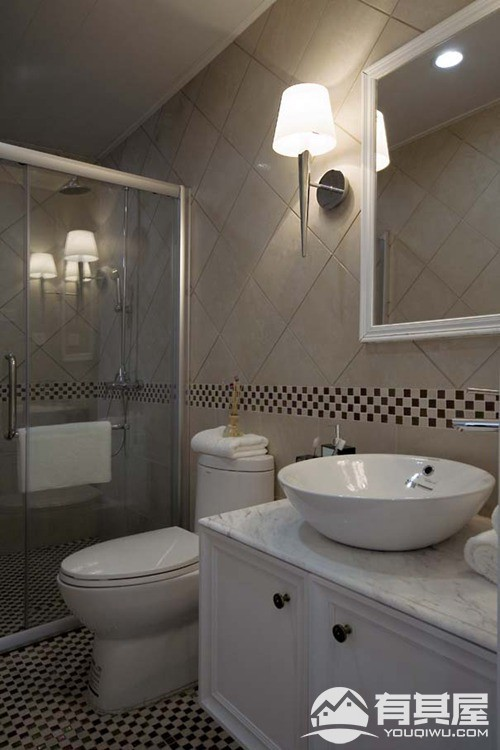 三室两厅家装现代简约装修设计效果图欣赏