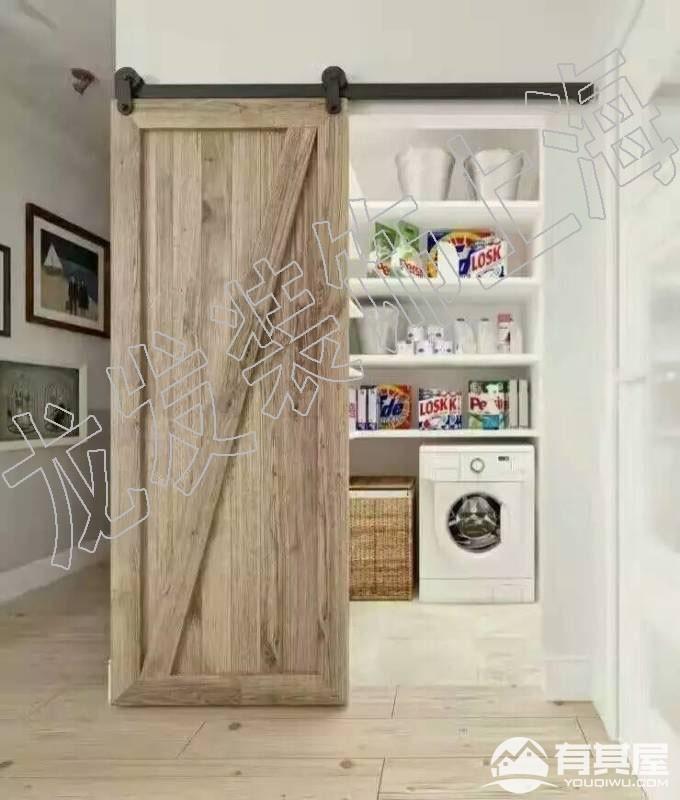 两居室小户型现代简约风格设计效果图案例欣赏