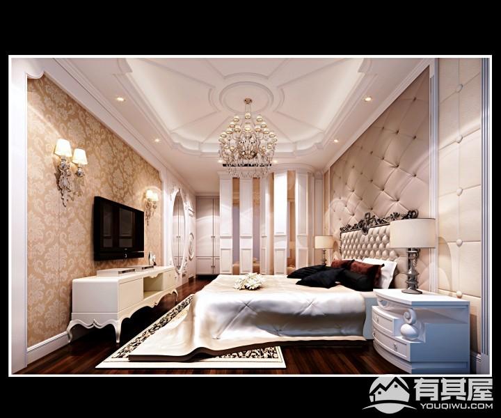 豪华欧式风格别墅装修设计图片