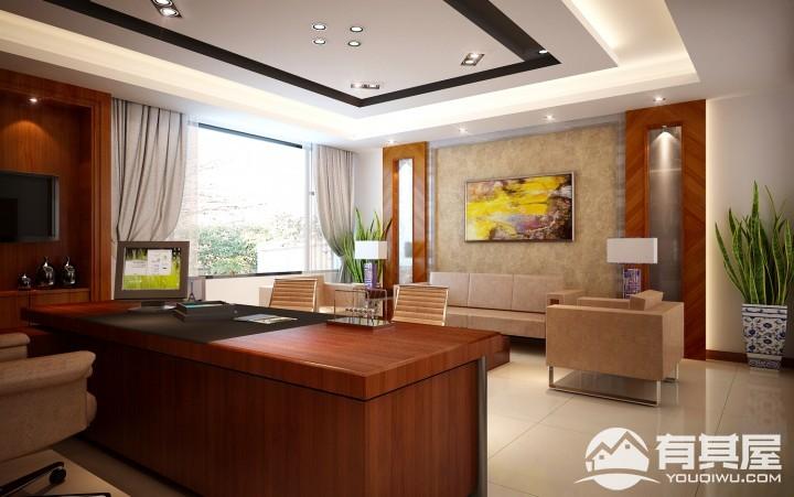 香年广场现代简约风格设计效果图案例欣赏