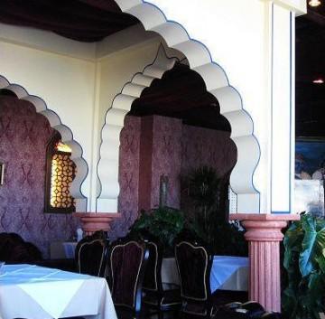 印度风格餐厅装修