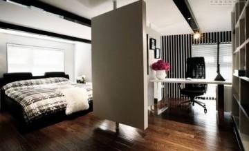 卧室与书房