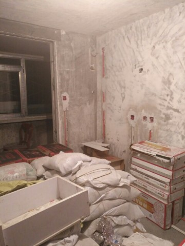 70平米小两房装修落成