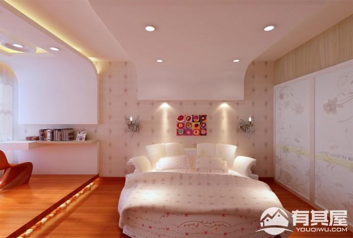 天平家园现代风格别墅装修效果图
