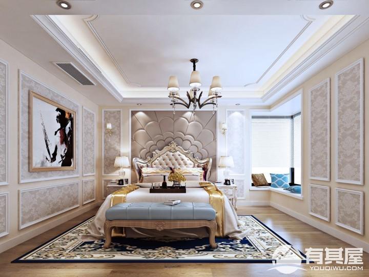 香溢复园简约风格二房装修案例