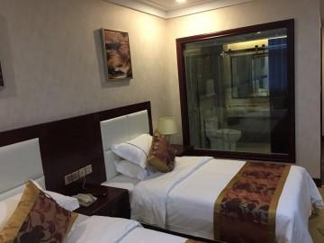 灌南名人国际酒店装修图片实景图