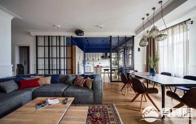 小清新日系风格室内效果图案例欣赏
