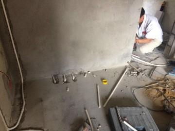 简约复式楼装修施工