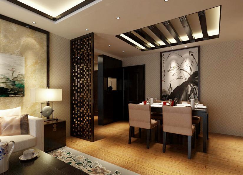 2017年西寧中式家裝效果圖 古樸古香之美