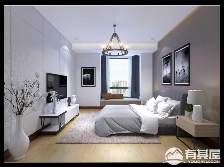 东方明珠新中式风格别墅装修案例